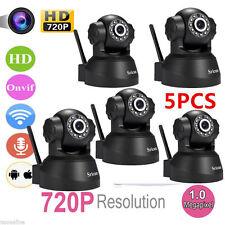 5x ODM Set of Sricam 1080P Wireless IP Camera WiFi Security Night Vision Cam FS2