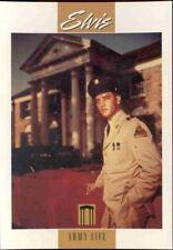 (iq1) Postcard, Elvis Presley: Army Life