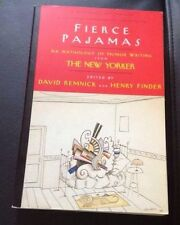 Fierce Pajamas : An Anthology of Humor Writing from the New Yorker (2002, Paperb