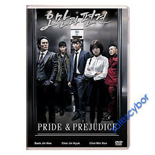 Pride and Prejudice- Korean Drama (5 DVD) Excellent English Subs & Quality.