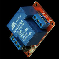 30A 12V 1 Channel Relay Module Board With Optocoupler H/L Level Triger MF