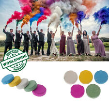 Colorful Magic Smoke Tricks Props Fun Toy Pyrotechnics Smoke Cake Magician Fog