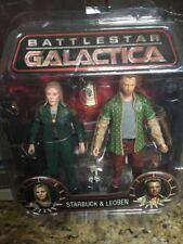 NEW Battlestar Galactica: Leoben & Starbuck Action Figure Two-Pack