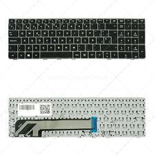Teclado Español para Portátil HP Probook 4530 4535S 4730S Series Marco Plata