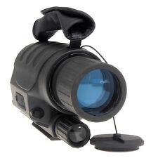 Vision enotturna Camera Goggles Monoculare IR Security Surveillance Hunt Scope