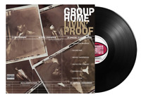 Group Home - LIVIN PROOF (New Vinyl  2XLP Sealed!)