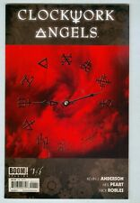 Clockwork Angels #1 March 2014 VF RUSH