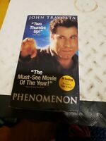 Phenomenon VHS John Travolta