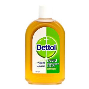 Dettol Antiseptisch Liquid - 500ml - Tattoo Hygiene Chloroxylenol Antiseptisch