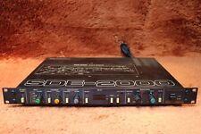 USED Roland SDE-2000 2000  Digital Delay Rack Effect Vintage 338128 180921