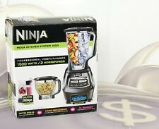 Ninja BL770 Mega Kitchen System 1500 Blender Processor Crushing Nutri Ninja