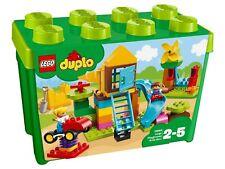LEGO Duplo Steinebox mit großem Spielplatz (10864)