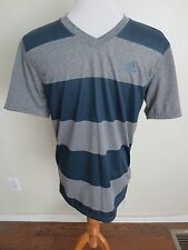 Adidas Climalite Lfe T Mens Top DkGry/Navy Size Small