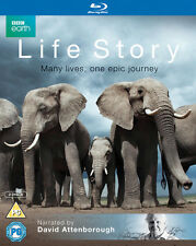 David Attenborough Life Story 5051561002816 Blu-ray Region B