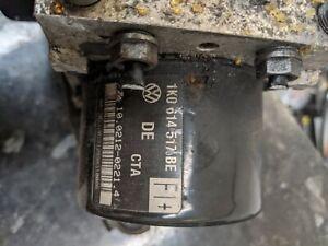 1K0907379AE 08-12 ABS pump module Volkswagen Audi Golf A3