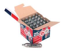 Crosman 2311 Powerlet 12G Co2 Cartridges25 Count