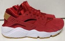 Nike WMNS Womens Air Huarache Run SD SIze 10 Gym Red Running Shoe AA0524-601