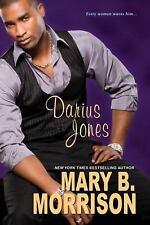 Darius Jones (Soulmates Dissipate), Morrison, Mary B., Good Condition, Book
