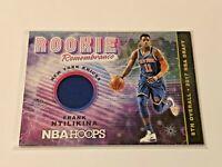 2018-19 Hoops Basketball Rookie Remembrance - Frank Ntilikina - New York Knicks