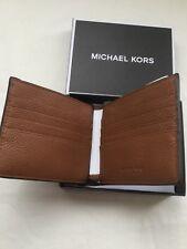 56fe9123a5b3 Michael Kors Leather Bifold Wallets for Men for sale | eBay