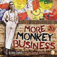 TROJAN More Monkey Business 2CD Compilation NEU 2017