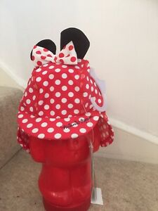 DISNEY, Minnie Mouse Sun Hat 3-6 Months - BNWT