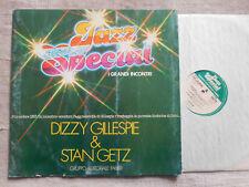 Dizzy Gillespie & Stan Getz Etichetta: Gruppo Editoriale Fabbri –   LP