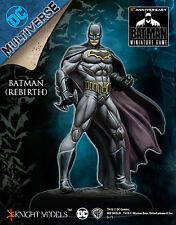 KNIGHT MODELS DC BATMAN REBIRTH METAL NEW