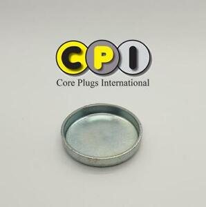 40mm Cup type core plug - CR4 Zinc Plating - British Steel BS1449