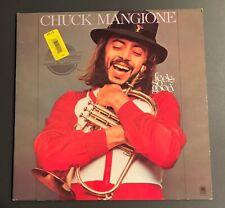 CHUCK MANGIONE ~ FEELS SO GOOD ~ A&M ~ SPJ 4658 ~ NM