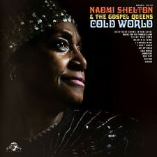 Naomi Shelton & the Gospel Queens - Cold World [New CD] Digipack Packaging