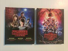 Stranger Things Complete DVD Seasons 1 & 2   Netflix FYC Pressbook