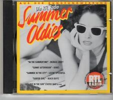 (GK806) Die RTL Radio Summer Oldies, 16 tracks various artists - 1994 CD