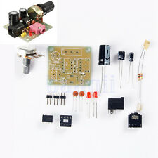 1Pcs 3V-12V LM386 Super MINI amplificateur Board DIY Kit BA