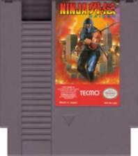 Ninja Gaiden - Fun Classic NES Nintendo Game