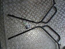 MALAGUTI Crosser CR 1 PARAMOTORE pagine STAFFA protezione LATERALE BUMPER SIDE NERO