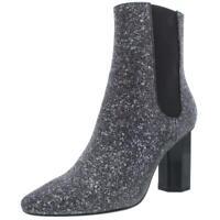 Donald J. Pliner Womens Laila Ankle Almond Toe Booties Shoes BHFO 7861