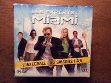CSI MIAMI- Les Experts Season Saison 1 2 3 4 5 [30 DVD ] FRance FRANKREICH
