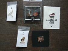 2016 Toronto NBA All Star Game Nike Air Jordan Pin Set (6 PINS) Limited Edition