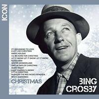Bing Crosby - Icon - Christmas [New CD]