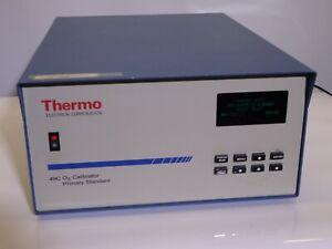 THERMO ENVIRONMENTAL 49C O3 CALIBRATION PRIMARY STANDARD