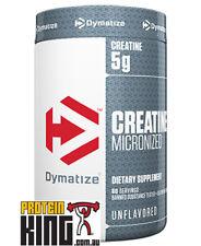 DYMATIZE CREATINE MONOHYDRATE 300G = 60 SERVES! allmax universal gaspari maxs