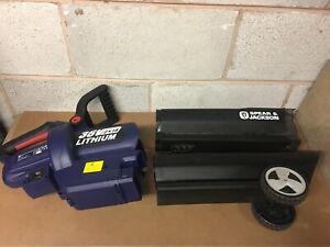 Spear & Jackson Cordless Garden Vac & Blower - 36V (Machine Only)