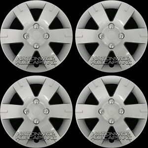 "15"" SET OF 4 NEW HUB CAPS FULL WHEEL COVERS RIM COVER WHEELS RIMS FREE SHIPPING"