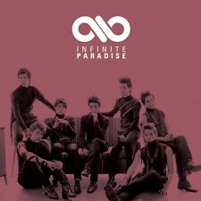INFINITE Vol.1 - PARADISE Special Repackage+ Folded poster+ a photo card (CD)