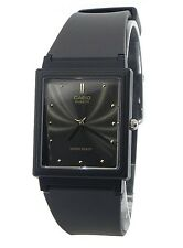 Casio MQ38-1A Mens Black Dial Classic Resin Casual Watch New Warranty