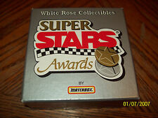 JEFF BURTON 1994 ROOKIE OF THE YEAR 1/64 SCALE STOCK CAR WHITE ROSE COLLECTIBLES