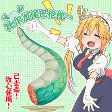 Miss Kobayashi's Dragon Maid Tohru Dragon Tail Plush Stuffed Toys Cosplay Pillow