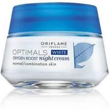 Oriflame Sweden Optimals White Oxygen Boost Night Cream Normal/Combination Skin