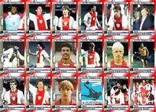 Ajax 1987 European Cup winners Cup Winners football trading cards